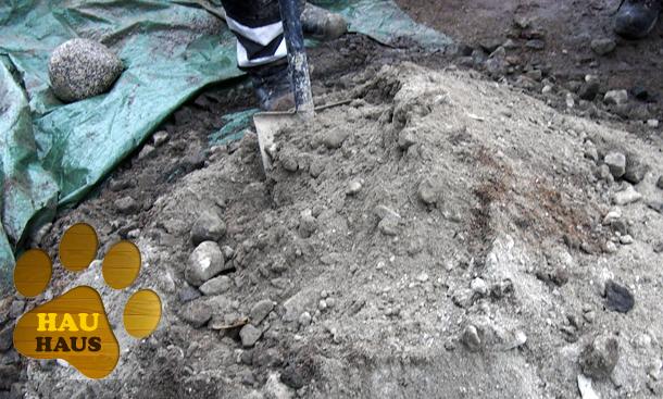 Maakostea betoni
