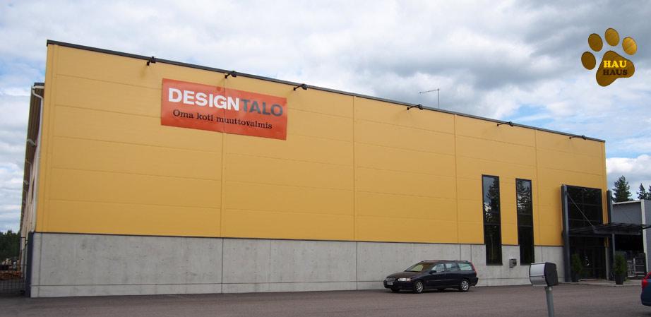 Designtalon tehdas